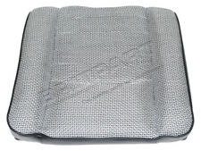 Land Rover Series 2 & 3 Deluxe Outer Seat Base Cushion Grey MRC6980CG