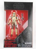 "Star Wars Black Series Scarif Stormtrooper Walmart Exclusive 3.75"" Hasbro NEW"