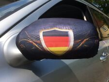 Auto Spiegel Rückspiegel Car Bikini WM 2018 Deutschland Fahne Flagge