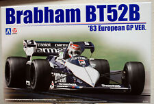 1983 Brabham BMW BT52 Italian GP Winner 1:20 Aoshima Beemax 106327 # 27