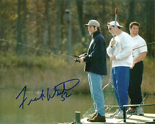 Packers FRANK WINTERS Signed 8x10 Photo #5 AUTO ~ Fishing w ith Favre & Chmura