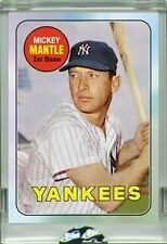 1969 MICKEY MANTLE ETOPPS IN-HAND CHROME-LIKE