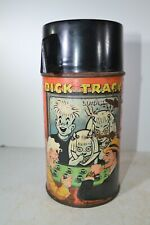 Dick Tracy vintage thermos