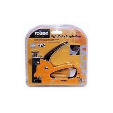 Rolson 44320 Light Duty Staple Gun Original 1