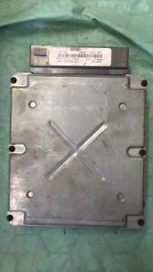 1999 Mazda Protege ecm ecu computer XU3F-12A650-GL  reman