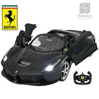 Ferrari LaFerrari Aperta RC Car w/ Drifting 1/14  Radio Remote Control - Black