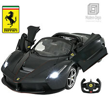 Ferrari LaFerrari Aperta RC Car w/ Drifting 1/14  Radio Remote Control - Black
