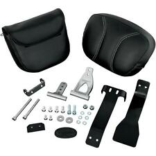 Show Chrome Accessories 41-158 Smart Mount Backrest for Can-Am Spyder RT 41-8368