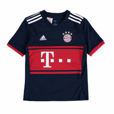 Camisetas de fútbol de clubes alemanes para niños Bayern Munich