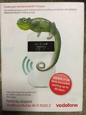 VODAFONE r203-z 3G Mobile Wi-Fi