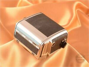 Zenza Bronica Silver 6x6 Roll Film Back Holder for S2 S2A - 018