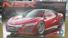 Tamiya 1/24 Honda NSX Model Car Kit #24344