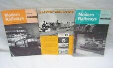 February Modern Railways Rail Transportation Magazines