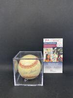 Tom Seaver Signed Baseball JSA COA