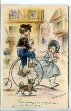 CP Germaine Bouret - Vous pressez pas mignonne, ... j'ai de bons freins !