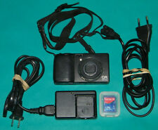 Ricoh GR Digital Point And Shoot Camera 8MP Extras