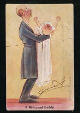 Bridgend Printed Collectable Glamorgan Postcards