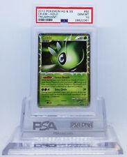 Pokemon HGSS TRIUMPHANT CELEBI PRIME #92 HOLO FOIL PSA 10 GEM MINT #28622361