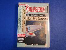 Rolling Stones - Live at the Tokyo Dome 1990  JAPAN DVD + 2CD + Bonus DVD  OVP