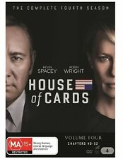 House Of Cards - Season 4 : NEW DVD