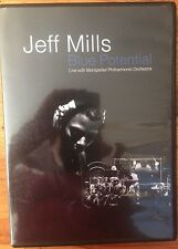 Jeff Mills: Blue Potential Live with Montpellier Philharmonic Orchestra DVD