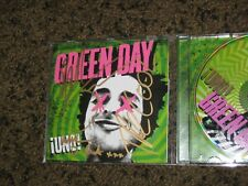 Green Day band Signed UNO CD