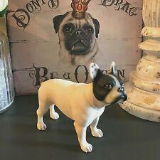 Leonardo Dog Studies French Bulldog Figurine Ornament Dog Lovers Gift Realistic