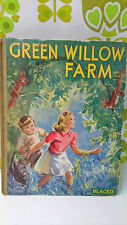 Vintage Book 'Green Willow Farm' Illustrated by Eileen A Soper Colour Plates (8)