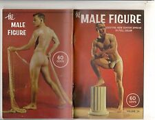 The MALE FIGURE muscle gay interest magazine/Martin Adams Volume 24