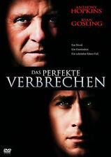 DAS PERFEKTE VERBRECHEN - Anthony Hopkins, Ryan Gosling  NEU OVP  ( DVD)