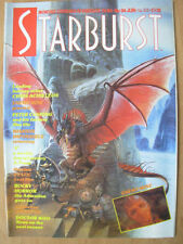 June Starburst Monthly Science Fiction Magazines in English