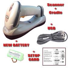 Motorola Symbol Ls4278 Amp Cradle Stb4278 Wireless Barcode Scanner Bluetooth Usb