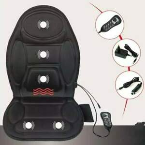 Electric Robotic cushion massage for relaxing with heating, equipped with chair