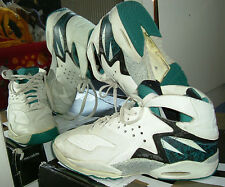 Hallenschuhe Nike Air Huarache Jordan Agassi Basketballschuh Vintage, Gr. 44,5