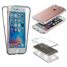 Coque Etui Silicone Gel Integrale 360 Protection pour Apple Iphone 5 5S 5SE