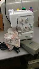 JANOME 134D Overlocker ( Fully Serviced)
