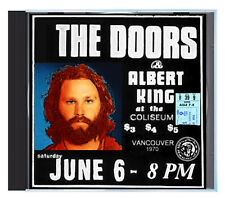 Jim Morrison and THE DOORS, LIVE in the Summer of 1970, on CD