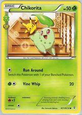 Chikorita RC1/32 NM  x4  Pokemon Generations Radiant Collection