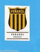 FOOTBALL CLUBS-PANINI 1975-Figurina n.297- PENAROL - URUGUAY -SCUDETTO-Rec