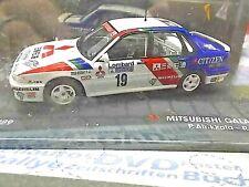 MITSUBISHI Galant VR4 VR-4 Rallye Gr.A RAC GB #19 Airikkala  IXO Altaya SP 1:43