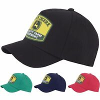 B320 New John Deere Short Bill Design Club Cute Ball Cap Baseball Hat Truckers