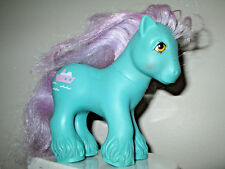 My Little Pony G1 Vintage MLP Big Brother Boy Daddy Salty Tugboat Green Old Toys