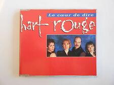 HART ROUGE : LE COEUR DE DIRE [ CD-MAXI PORT GRATUIT ]