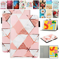 "For iPad 10.2"" 7th/Air 3rd/Mini1 2 3 4 5/Pro 10.5"" Smat Leather Stand Case Cover"