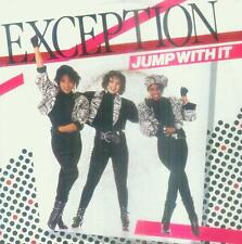"""7"""" Exception/Jump With It (D) Hi NRG"""