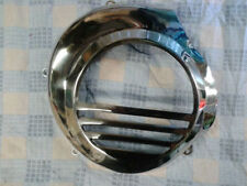 Vespa PX 125 150 200 LML Polished Stainless Steel Flywheel Cover