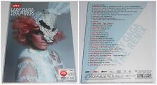 LADY GAGA THE REMIX RARE DVD HD (STAMPA CINESE)