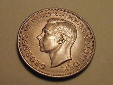 #2136 Australia; 1 Half Penny 1951