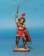 Roman Gladiators Elite Tin toy soldiers, Metal 54mm, HAND PAINTED