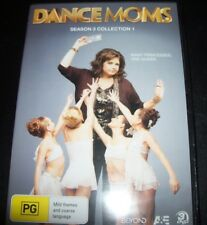 Dance Moms Season 3 Collection 1 (Australia Region 4) DVD – New (Not Sealed)